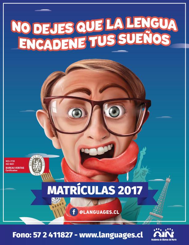 Matriculas abiertas Iquique