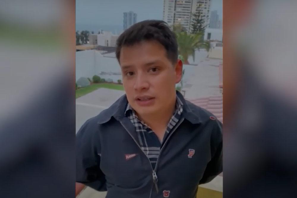 Testimonio de Juan Carlos Lagos